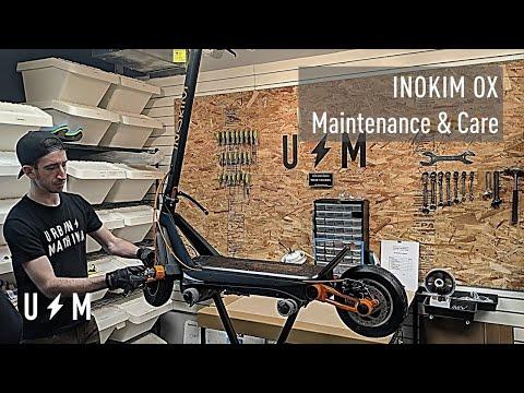 INOKIM OX General Maintenance Tutorial