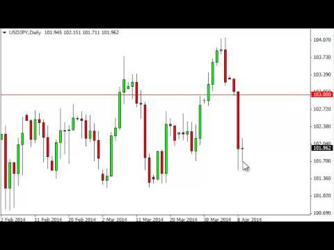 USD/JPY Technical Analysis for April 10, 2014 by FXEmpire.com
