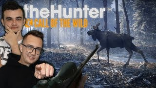 theHunter: Call of the Wild #1 MULTIPLAYER | Ruszamy na Polowanie [WINTER] | MafiaSolec & MrAdamo15