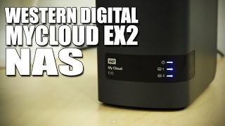 Western Digital MyCloud EX2 - Very easy NAS solution!