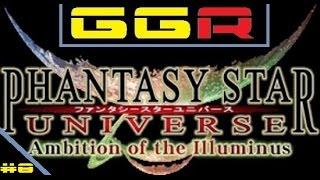 Phantasy Star Universe: Ambition Of The Illuminus - Episódio 8: Classe B (GGR)