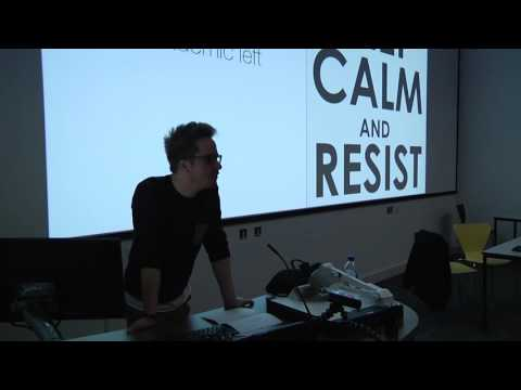 Nick Srnicek: Post-work, Post-capitalism, Post-contemporary?