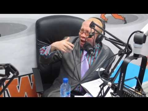 Moses Foh-Amoaning talks about homosexuality with Michael Katahena on The Evening Edition