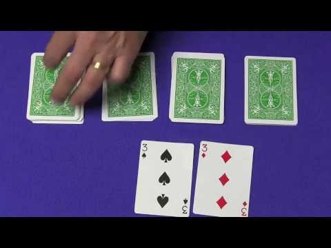 The Final 3 Card Trick - MIND BLOWING TRICK