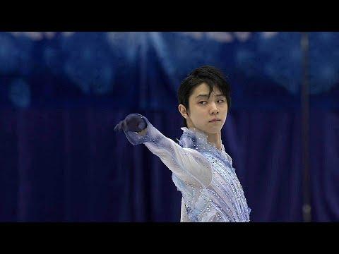 Юдзуру Ханю. Короткая программа. Мужчины. NHK Trophy. Гран-при по фигурному катанию 2019/20