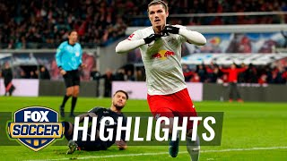 Watch full highlights between rb leipzig vs. 1899 hoffenheim.#foxsoccer #bundesliga #rbleipzig #hoffenheimsubscribe to get the latest fox soccer content: htt...