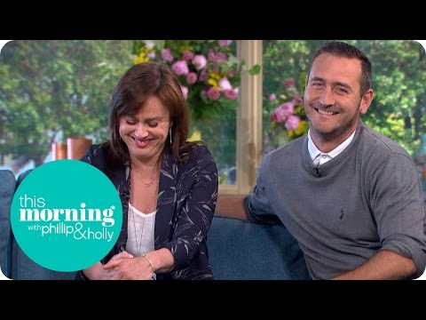 Will Mellor And Jill Halfpenny Talk In The Club Finale  This Morning