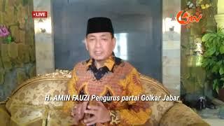 H. Amin Fauzi Minta DPRD Kab. Bekasi Pertegas Produk Hukumnya