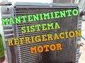Como evitar recalentamiento sistema de refrigeración del motor utilisimo todos los autos. Renault 9