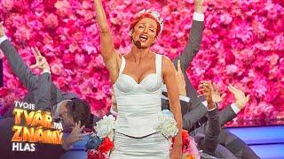 Ivana Jirešová jako Rihanna -