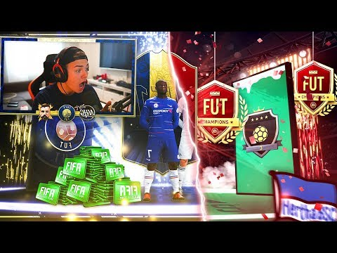 FIFA 19: TOTY WEEKEND LEAGUE REWARDS & PACK OPENING!! thumbnail