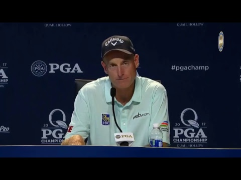 Jim Furyk: 2017 PGA Championship Press Conference - YouTube