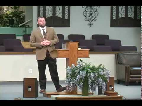 Hungry and Thirsty - Bro. A.J. Potter
