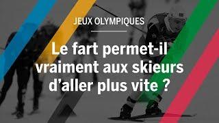JO d'hiver 2018 : le fartage permet-il vraiment aux skieurs d'aller plus vite ?