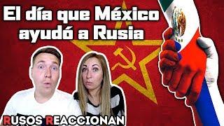 Rusia no olvidará este favor que le hizo México cuando estaba en aprietos | 🇷🇺RUSOS REACCIONAN
