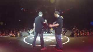 Blon vs Dani - Final  Barcelona - Redbull Batalla de los Gallos 2013 (Oficial)