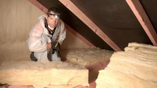 How to Install Ceiling Insulation NZ | Mitre 10 Easy As DIY
