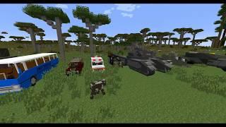 Лучшая военная сборка minecraft * сервер WoMPlay