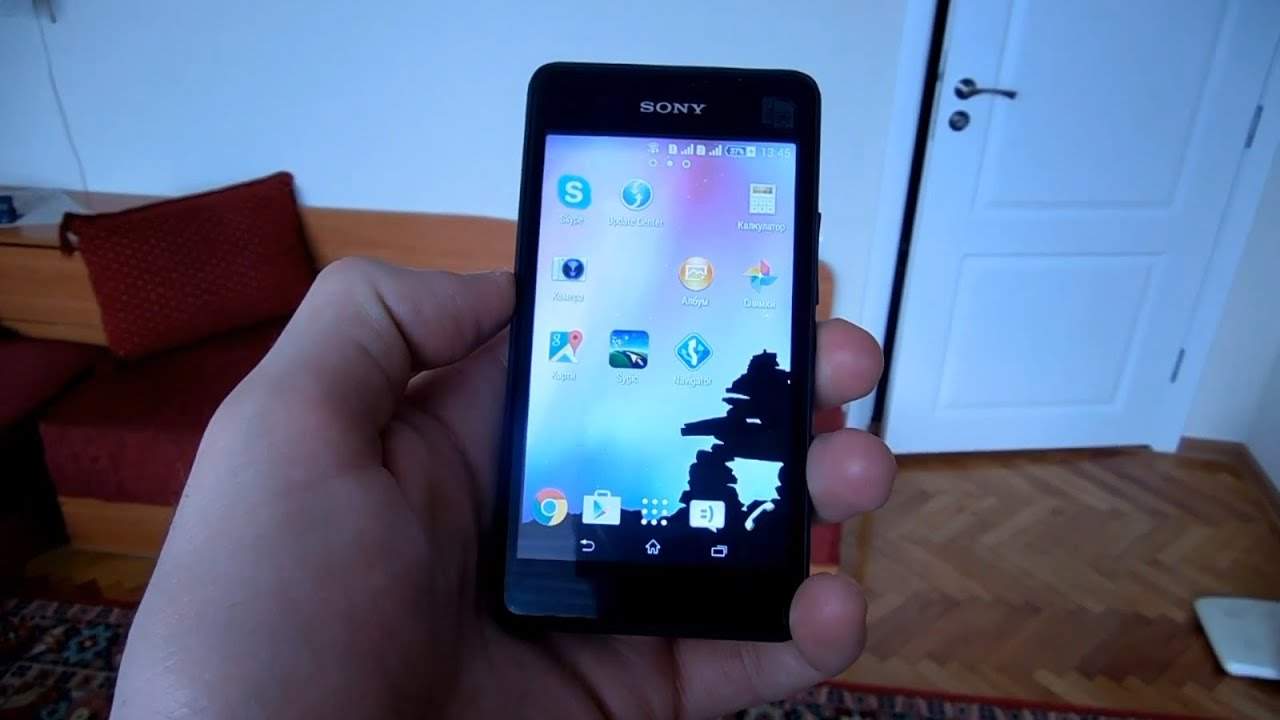 sony xperia e1 dual review youtube makes
