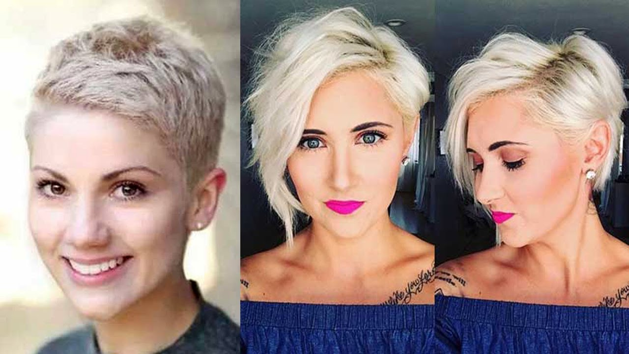 styling ideas for short hair new trending pixie haircut ideas for hair 7502 | maxresdefault
