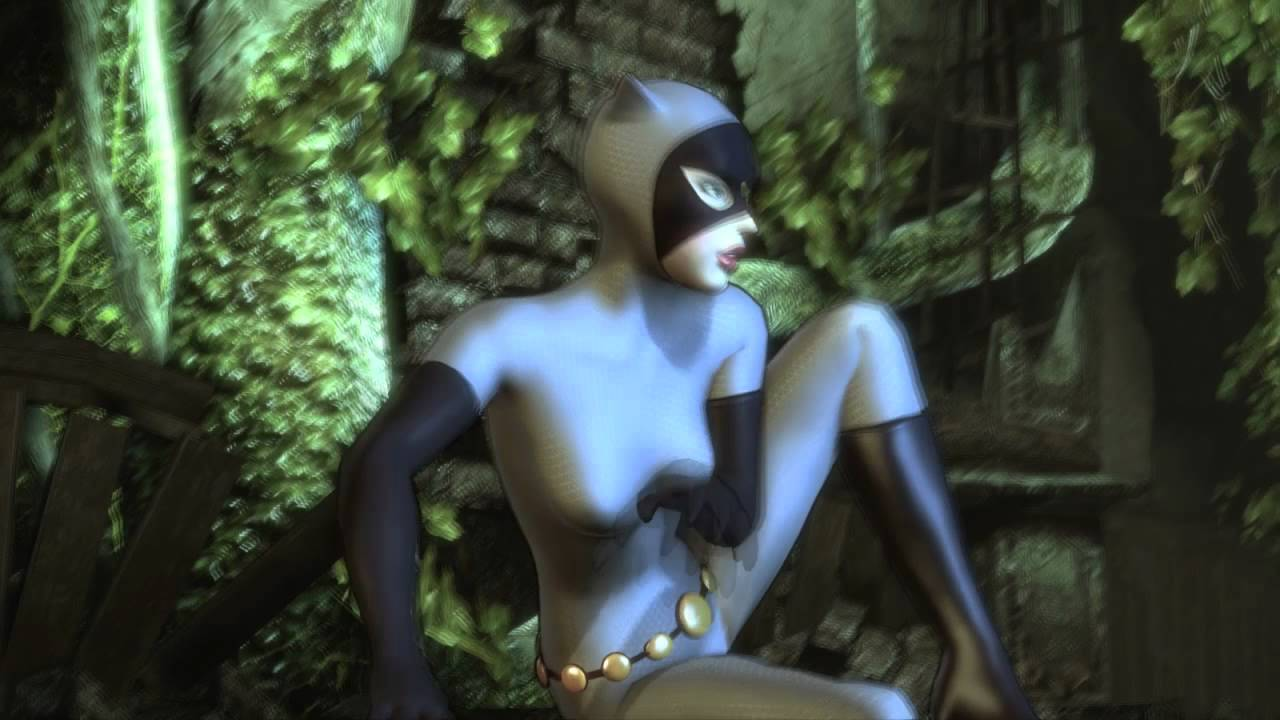Cat Woman Animated Series