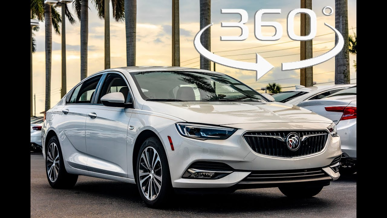 Download 2018 Buick Regal Sportback - 360 Interior by Autohitch (AH360)