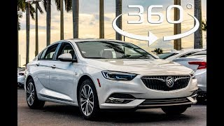 2018 Buick Regal Sportback - 360 Interior by Autohitch (AH360)