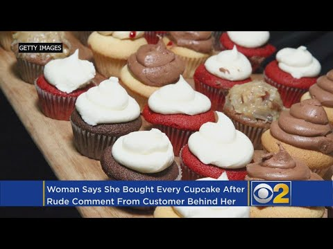 Valparaiso Woman Buys All Cupcakes In Bakery In Reaction To Fat Shaming