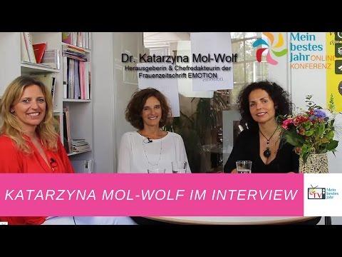 Katarzyna Mol Wolf | Warum der Mut mit dem Ziel kommt mit Susanne Pillokat & Nicole Frenken