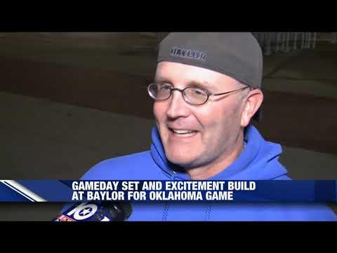 Gameday In Waco