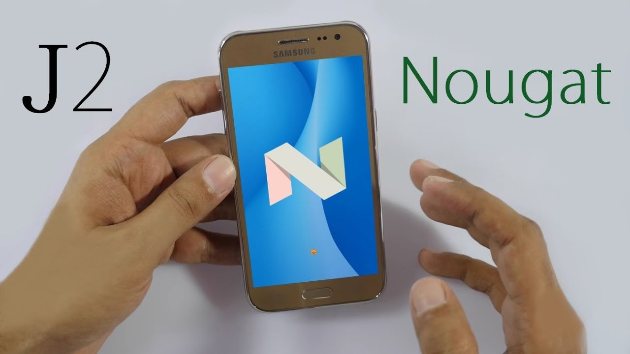 How To Install Android 7 1 2 Nougat on Samsung Galaxy J2 Nougat Custom Rom  Lineage OS 14 1