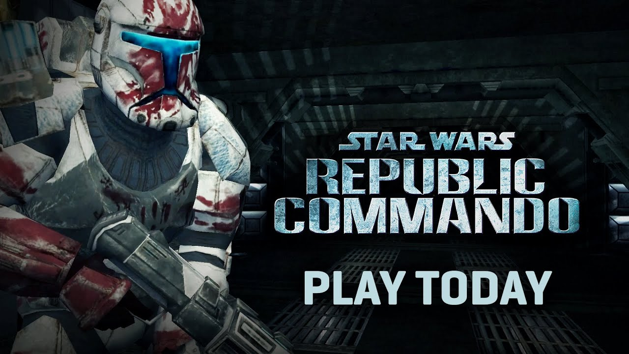 STAR WARS Republic Commando | Available Now on Switch and PS4 + PS5