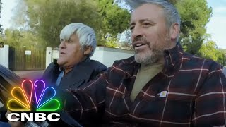 Matt LeBlanc and Jay Leno Drive In One Of The First Ever Off-Road Vehicles (+ BONUS SNEAKS) | JLG