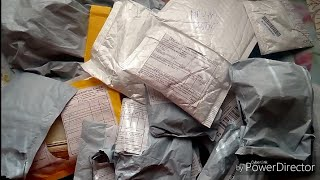 Распаковка посылок с AliExpress/пластины для стемпинга/стразы/ЛожкиЗагребушки.
