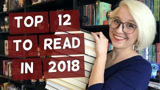 Top 12 Books To Read in 2018