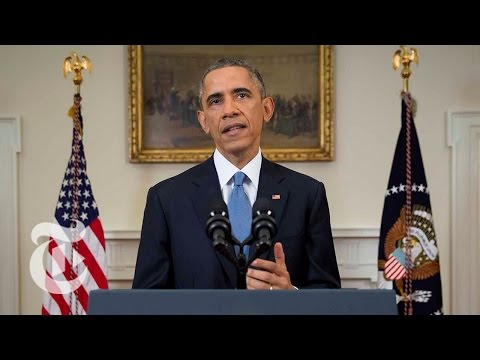 Obama Speech on Cuba and Restoring Diplomatic Relations [FULL] | The New York Times