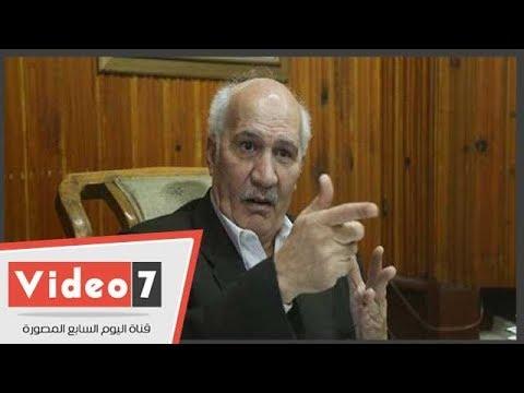 رئيس حزب التجمع: -القومية للأسمنت مش محل عصير-  - 14:54-2018 / 9 / 30