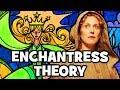 SECRETS Of The ENCHANTRESS - Disney Theory Beauty And The Beast (2017)