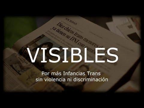 VISIBLES - Documental sobre Infancias Trans