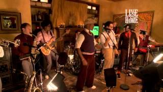 Ben L'Oncle Soul - Live@Home - Part 1 - Crazy