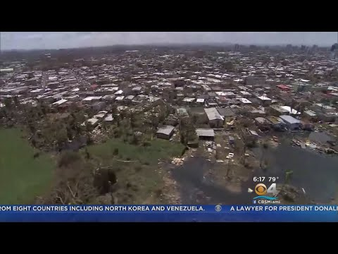 Dept. Of Energy, FEMA Helping To Restore Power In Puerto Rico