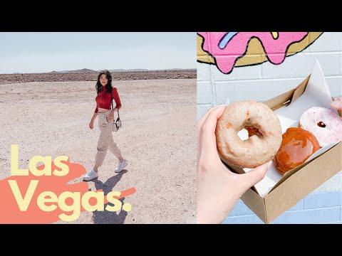 Absinthe, Vegan Donuts & Planet 13 | LAS VEGAS vlog