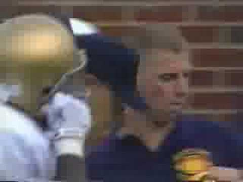 1991: Michigan vs. ND - Desmond
