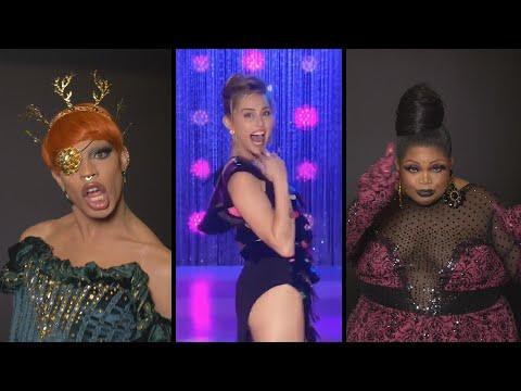 RuPaul's Drag Race Season 11 Cast Rates Miley Cyrus' Guest Judging (Exclusive) Mp3