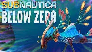СЕАНС ГИПНОЗА ● Игра Subnautica BELOW ZERO Прохождение #24