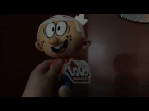 Lincoln loud plush review