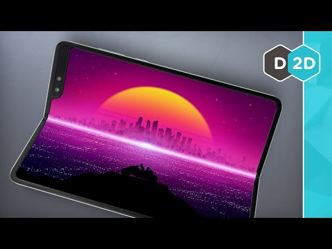Galaxy Fold - A Mistake Only Samsung Could Make