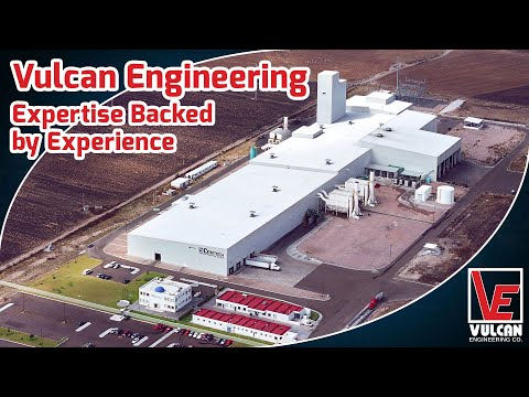 Vulcan Engineering - Expertise backed by Experience