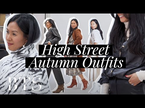 5 High-Street Autumn Outfits - Zara, H&M, New Look & M&S | BTS S9 Ep4