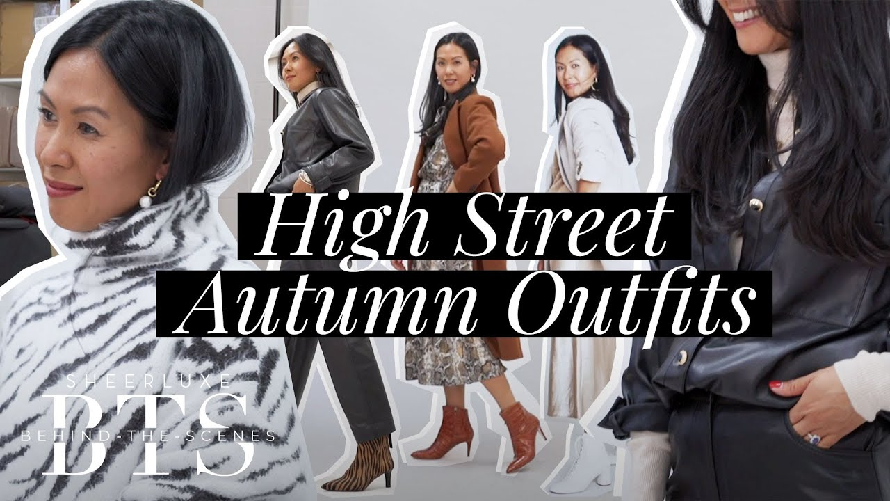 [VIDEO] - 5 High-Street Autumn Outfits - Zara, H&M, New Look & M&S | BTS S9 Ep4 3